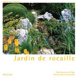 Jardin de rocaille - 9782744908194 - Edisud